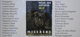 Messe Des Artistes 2019