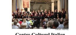 Musique sacrée baroque dans les rues de Paris