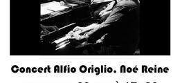 Noé Reine et Alfio Origlio Duo