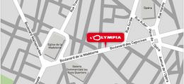 Olympia Paris 9ème