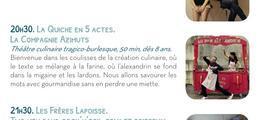 Tambouille Festival à Vervezelle