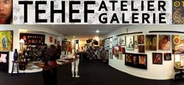 Tehef Atelier-Galerie Cosne Cours sur Loire