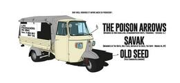 The Poison Arrows - Savak - Old Seed