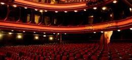 Théâtre du Casino grand cercle Aix les Bains