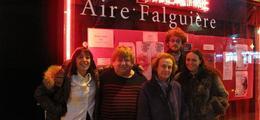Théâtre l'Aire Falguière Paris 15ème
