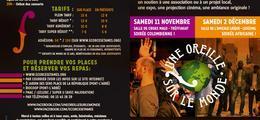 Une Oreille sur le Monde - soirée africaine! (before du festival No Border de Brest)