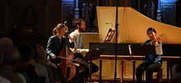 Variations Goldberg et Sonates en trio