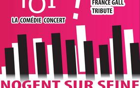 Concert Re-branche Toi ! (tribute Michel Berger / France Gall)