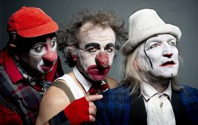 Spectacle 3clowns