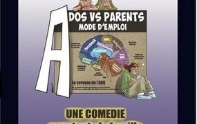 Spectacle Ados Vs Parents Mode D'emploi