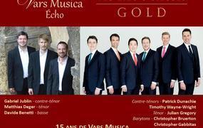 Concert exceptionnel - 15 ans de Vars Musica, 50 ans des King's Singers