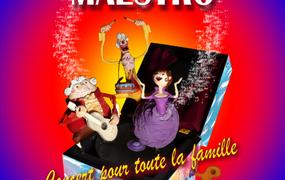 Spectacle La Famille Maestro