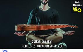 Concert Soirée cabaret : Jason Mist