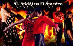 Spectacle Al Andalus Flamenco Nuevo