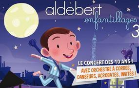 Spectacle Aldebert