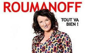 Spectacle Anne Roumanoff - report date mai