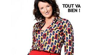 Spectacle Anne Roumanoff - report