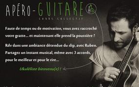 Concert Apéro-Guitare by Ruben