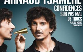 Spectacle Arnaud Tsamere