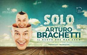 Spectacle Arturo Brachetti 'Solo'