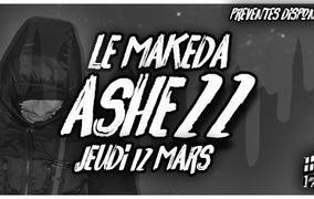 Concert ASHE 22 au makeda