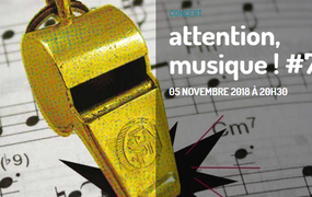Concert Attention musique