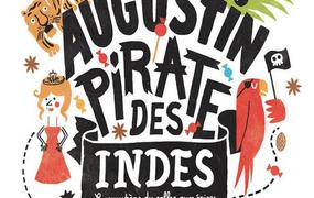 Spectacle Augustin Pirate Des Indes