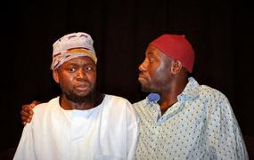 Spectacle Baâda, le malade imaginaire Cie Marbayassa (Burkina-Faso)