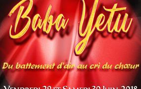 Concert Baba Yetu : du battement d'air au cri du choeur