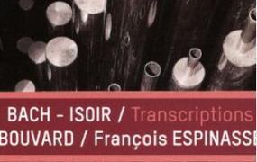 Concert Bach/isoir - Bouvard/espinasse