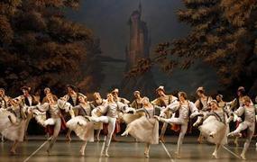 Spectacle Ballet National De Russie