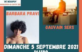Concert Barbara Pravi + Gauvain Sers