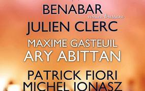 Concert Benabar Et Julien Clerc