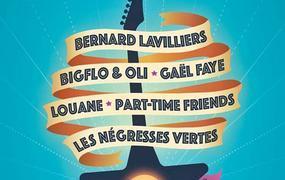 Concert Bernard Lavilliers - Les Négresses Vertes