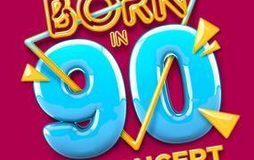 Concert Born In 90 - Report