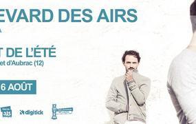 Concert Boulevard Des Airs + Barcella