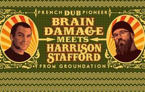 Concert Brain Damage Meets H. Stafford