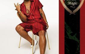 Concert Bruno Mars 24K MAGIC WORLD TOUR