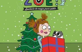 Spectacle C'est Noël Zoé