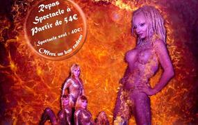 Spectacle Cabaret L'Insolite - Scandaleuses