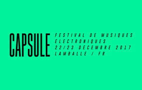 Capsule Festival 2017