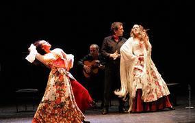 Spectacle Carmen Flamenco