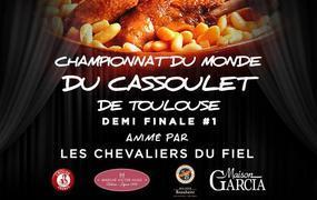 Championnat du Monde du Cassoulet de Toulouse - Demi Finale #1
