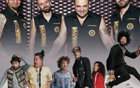 Concert Che Sudaka + La Chiva Gantiva