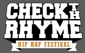Concert Check The Rhyme - Vendredi 1 Juin