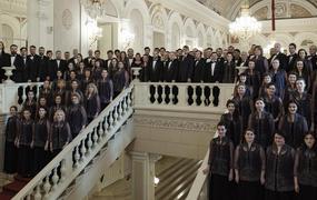 Concert Choeur du Théâtre du Bolchoï de Russie