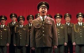 Concert Choeurs De L'Armee Russe