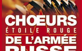 Concert Choeurs De L'Armee Russe Etoile Rouge
