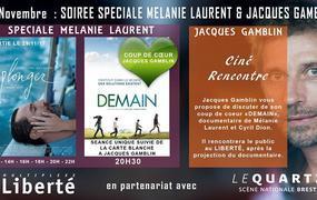 Spectacle Ciné-rencontre avec Jacques Gamblin autour du film