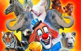 Spectacle Cirque Pinder Jean Richard